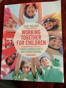 Working Together for Children by Gary Walker (author)