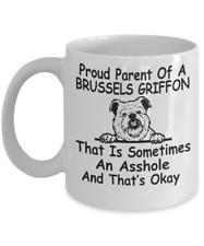 New ListingBrussels Griffon Dog,Brussels Griffon,Belgium Griffon,Petit Brabançon,Cup, Mugs