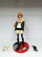 Persona 5 Futaba Sakura Action Figures Model Anime Collection Statue Toy