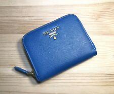 [RRP £385] *NEW* Genuine PRADA Made-in-Italy Saffiano Leather Wallet Coin Purse