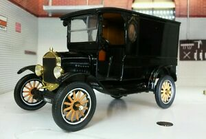 G LGB 1:24 Scale Ford Model T Delivery Truck Van Railway Diecast Motormax 1925