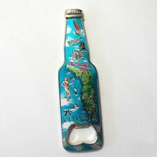 "New listing Florida Beer Bottle Magnetic Opener ""The Sunshine State"""