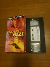 Escape From Hell Vhs 2000 OOP Christian B Horror