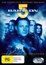 Babylon 5 : Season 2 (DVD, 2003, 6-Disc Set)