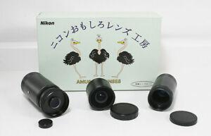 NIKON AMUSING LENSES BOXED/64229