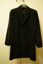 Our Legacy Unconstructed Classic Coat Navy Wool Cashmere Made In Portugal 46 S