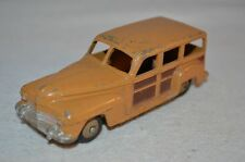 Dinky Toys 344 Plymouth Woody Station Wagon in good original condition