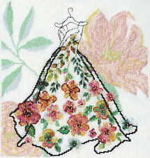 Cross Stitch Kit ~ Design Works Ball Gown #Dw3277
