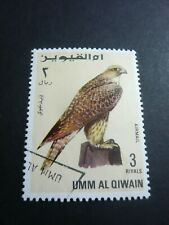 qiwain stamp old   timbre
