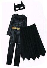 Batman Kostüm Fledermaus Gr. L (50/54) 3-teilig Fasching Karneval Verkleidet