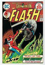DC: THE FLASH #230 - FN+ Dec 1974 Vintage Comic