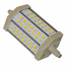 J118 LED Replacement Security Pir Flood Light Bulb R7s LED 118mm Warm White