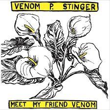 Venom P Stinger Meet My Friend Vinyl LP Record mick turner/dirty three punk NEW