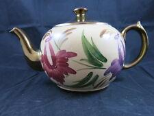 Vintage Wade Harvest Ware Copper Luster Tea Pot