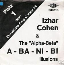 Single / IZHAR COHEN & THE ALPHA-BETA / RARITÄT /