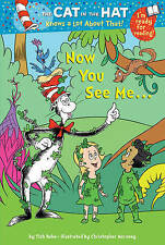 THE CAT IN THE HAT __ NOW YOU SEE ME ____  BRAND NEW ___ FREEPOST