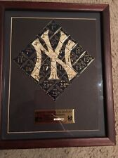 New York Yankees Greatest Team of Century puzzle set Limited Edition