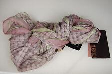 NWT 100% Authentic Roberto Cavalli Silk Scarf Large 90x90cm
