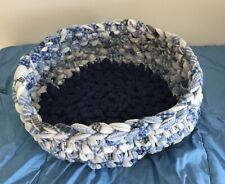 New listing Chunky Handmade Cat Bed