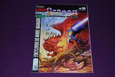 DRAGON MAGAZINE 24 - JDR Jeu de Role - Mai-Juin 1995
