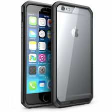 "iPhone 6/6S Case SUPCASE [Unicorn Beetle] 4.7"" Hybrid Bumper Cover Clear / Black"