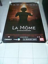 AFFICHE LA VIE EN ROSE Marion Cotillard 4x6 ft Bus Shelter Movie Poster 2007