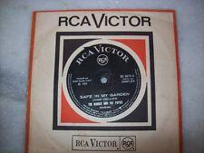 """7"""" Single 45 - THE MAMAS & THE PAPAS - SAFE IN MY GARDEN - 1968 - Brazil"""