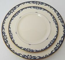 TWO Pieces New Lenox Liberty One Dinner Plate and One Salad Plate