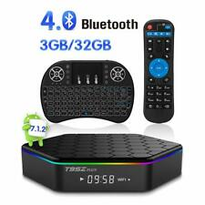 T95Z Plus TV Box Amlogic S912 Android 7.1 Octa Core 3GB/32GB 4K WiFi &Keyboard.
