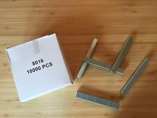 Picture Framing Pneumatic Industrial Staples - 12mm x 16mm - Box 10000 Staples