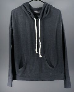American Eagle Outfitters Long Sleeve Hooded Top Size XXS