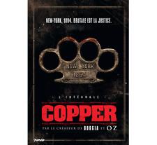 COPPER S1-S2 - 7 DVD