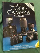 The Good Camera Guide, Buyers Guide to Cameras. Softback Book