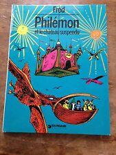 Philémon et le château suspendu EO 1973 par Fred dargaud côte BDM 55e + 100%