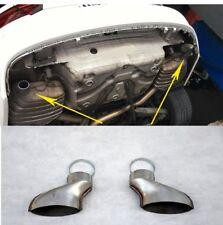 Für Audi A4 B8 A6 A7 4G Abgas Verbindungsrohre für umbau auf RS Diffusor #r