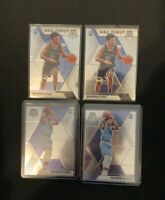 (LOT X4) Brandon Clarke RC Base Mosaic Rookie, NBA Debut Rookie Grizzlies