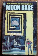 E. C. TUBB vintage pb MOON BASE sci-fi ACE F-239 1964