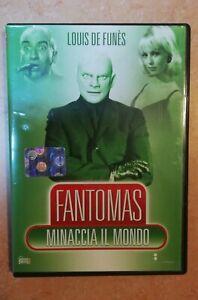 FANTOMAS MINACCIA IL MONDO - DVD