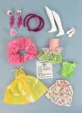 NEW - Kurhn Chinese Fashion Clone Barbie DOLL CLOTHES + EXTRAS