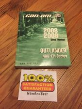 2008 2009 CAN-AM Outlander 400 EFI Series Service Manual OEM 219100311