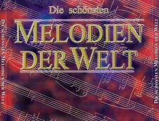DIE SCHÖNSTEN MELODIEN DER WELT / 3 CD-SET