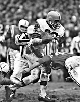 JIM BROWN - CLEVELAND BROWNS Photo Picture Vintage Football Print 8x10 11x14 #5