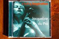 A Lasting Inspiration - Jacqueline Du Pre  -  CD, VG