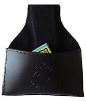 BLACK CHALK POUCH SNOOKER/POOL & 2 BLOCKS TRIANGLE CHALK..FREE DELIVERY