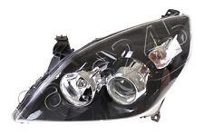 OPEL VECTRA C NEW Xenon Black Bezel HeadLight LEFT OEM 2006-2009