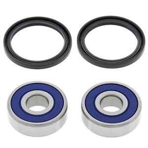 All Balls Wheel Bearing Kit Front for BMW F650 Suzuki Intruder
