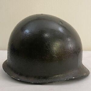 Early Fixed Bale M1 McCord 277C Helmet St Clair Helmet Liner Set WW2 WWI Low Pre