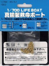 Fujimi 45112 SWM-SP 1/700 Scale Waterline Ship Model Kit Accessories Life Boat