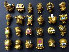 MOSHI MONSTERS Series 3 ☆ Retro Ultra Rare Sets 24 Gold & Regular☆ Nipper Banana