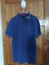 Diesel Mens Polo camisa tamaño grande azul 100% Algodón Nuevo Con Etiquetas Rrp £ 80